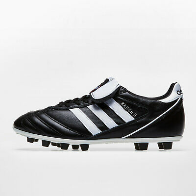 super popular 3b57d db265 adidas Mens Kaiser 5 Liga Moulded Firm Ground Football Boots Trainers Shoe  Black