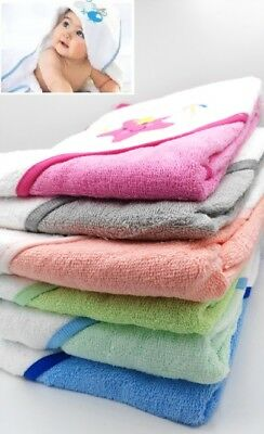 Hooded Bath towel for Toddler Baby Soft 100 % PURE COTTON towel Wrap