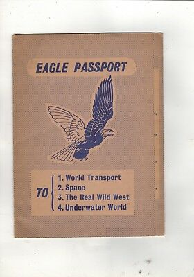 Eagle Publications  Passport  Complete With Supplements.vg.cond.