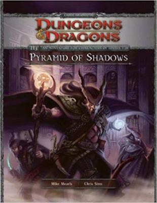 Dungeons & Dragons Adventure > Pyramid of Shadows < 4th Edition