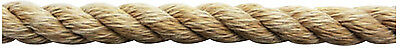 """New England Ropes 7000-20-00600 5/8""""x600' Vintage 3strand Poly"""