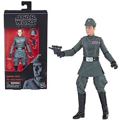 Star Wars The Black Series Admiral Piett 6-Inch Figure Exclusive - New in stock