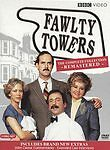 Fawlty Towers: The Complete Series Collection Remastered DVD Set BRAND NEW
