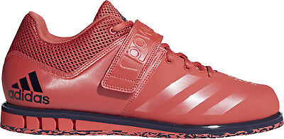adidas Powerlift 3.1 Mens Weightlifting Shoes Bodybuilding Boots Gym Training Re