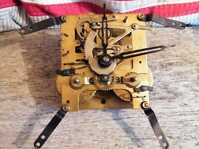 Vintage Clock Striking Movement