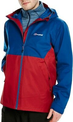 Berghaus Fellmaster Gore-Tex Mens Shell Jacket - Red
