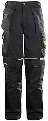 DBlade Mens Multipocket Technical Trousers Work Wear Pants CE Certified EN 14404