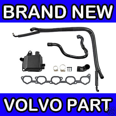 Volvo 850, S70, V70, C70 (94-98) Petrol Turbo Crankcase PCV Oil Trap Kit