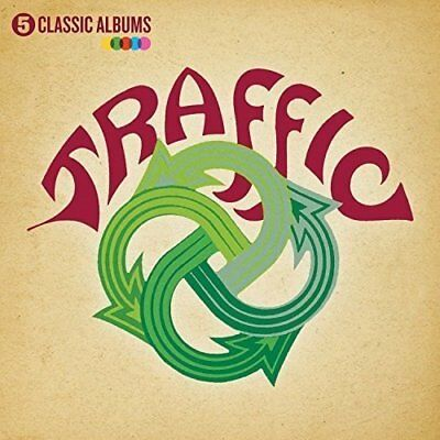 Traffic-5 Classic Albums (UK IMPORT) CD NEW
