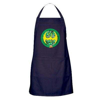 CafePress Iron Fist Logo 2 Kitchen Apron (1304162890)