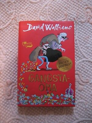 Gangsta-Oma von David Walliams TOP