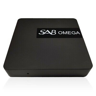 SAB Omega Android 6.0 4K IPTV Streaming Streaminger H.265 HEVC WLAN