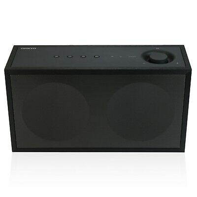 Onkyo NCP-302 Multi Room Wlan & Bluetooth Streaming Speaker Play-Fi Black