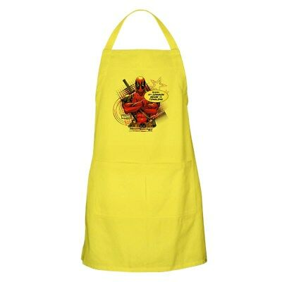 CafePress Deadpool My Common Sense Apron Full Length Cooking Apron (1299533406)