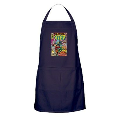 CafePress Iron Fist Comic Kitchen Apron (1307723598)