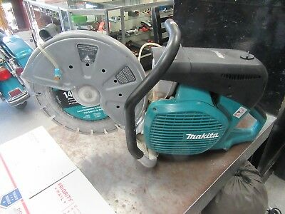 "Makita EK7561HD MM4 14"" 4 Stroke Concrete Saw"