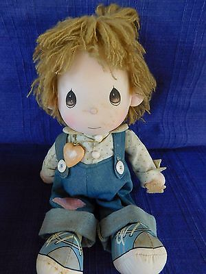 Precious Moments (1985) FLIPPY 'boy doll""