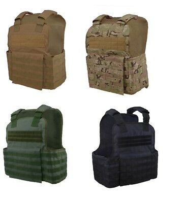 Tactical Scorpion Gear: Body Armor Plates Muircat MOLLE Vest Carrier