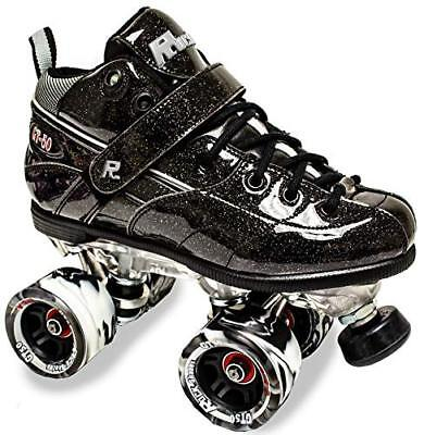Sure Grip Rock GT-50 Sparkle Speed Roller Skate Black Men Size 4-9