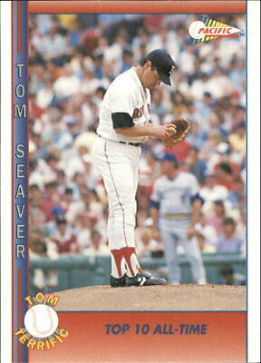 1992 Pacific Seaver #93 Tom Seaver/Top 10 All-Time