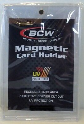BCW Magnetic Card Holder 35 Point