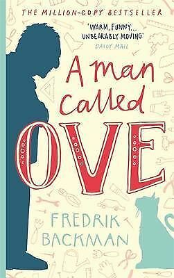 A Man Called Ove by Backman, Fredrik, NEW Book, (Paperback) FREE & Fast Delivery