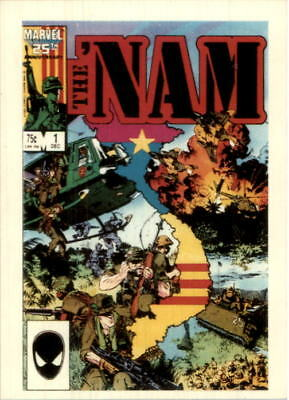 1991 Marvel 1st Covers II #40 The Nam