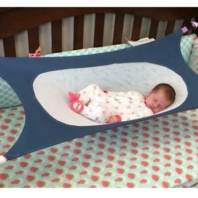 Newborn Baby Hammock Infant Bed Elastic Detachable Baby Cot Crib Safty LC