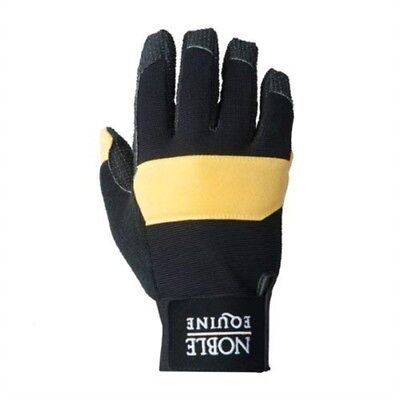 Noble Outfitters Hay Bucker Glove - Black/tan - X Large