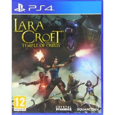 Lara Croft And The Temple Of Osiris /ps4