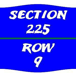 2  Chicago Cubs vs. Milwaukee Brewers Tickets  5/12 213