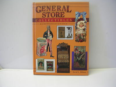 Book General Store Collectibles an Identification and Value Guide David L.Wilson