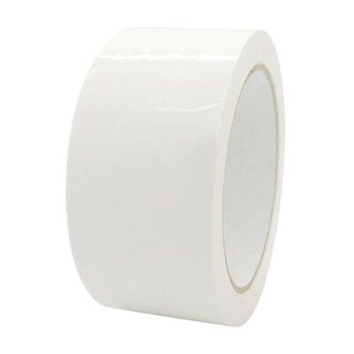Polyprop Packaging Tape White 48mm X 66m