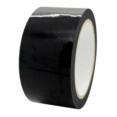 Polyprop Packaging Tape Black 48mm X 66m