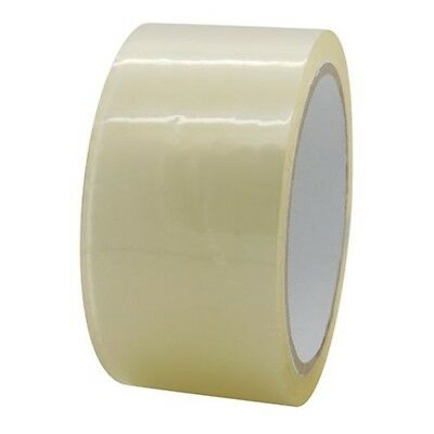 Polyprop Packaging Tape Clear 48mm X 66m