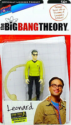 The Big Bang Theory Leonard In Star Trek Uniform Exclusive Figure Big Bang Pow!