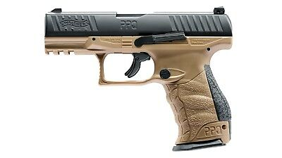 Walther PPQ M2 T4E Training 4 Engagement Paintball Pistole Cal 43 FDE