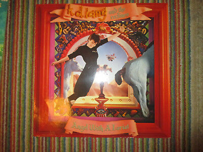 K.D.LANG - Angel With A Lariat     Vinyl LP