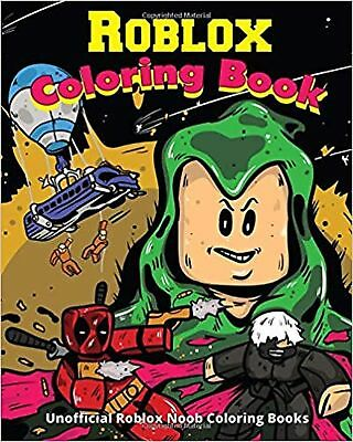 Roblox Coloring Book Coloring Books For Kids New Book - roblox master gamers guide by kevin pettman paperback