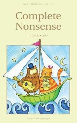 NEW Complete Nonsense By LEAR EDWARD Paperback Free Shipping