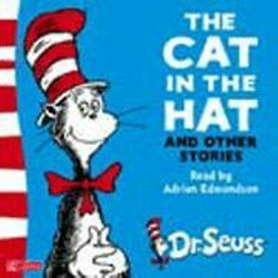 NEW The Cat in the Hat Unabridged By Dr Seuss Audio CD Free Shipping