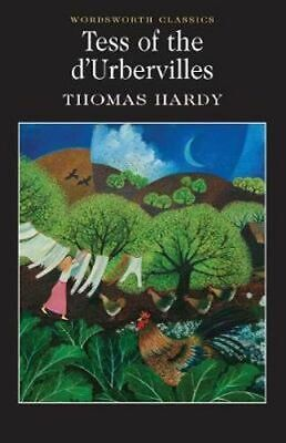 NEW Tess of the D'Urbervilles By Thomas Hardy Paperback Free Shipping