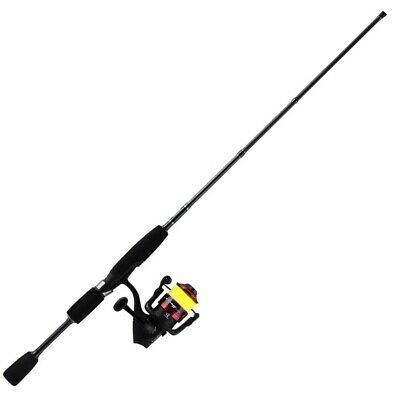 Abu Garcia 7ft Salty Fighter 2-4kg Fishing Rod and Reel Combo-7ft Rod/BM 30 Reel