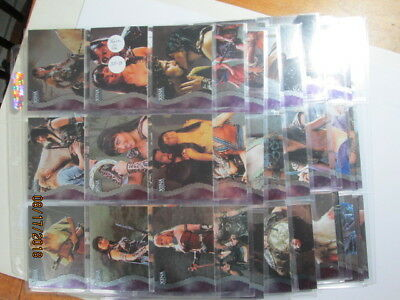 2003 Xena, The Quotable - Parallel Foil Card - Pick One