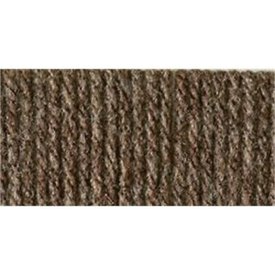 Bernat Super Value Solid Yarn-taupe Heather