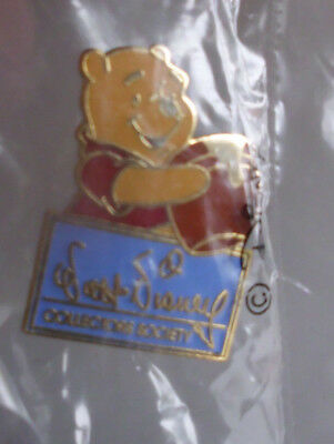"""Disney Collectors Society Pin """"Winnie the Pooh"""" Top"""