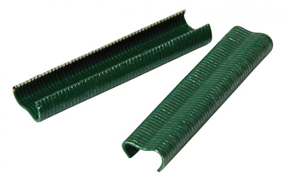 Greengeers 95694 Fence Hog Rings Plastic Coated