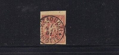French Colonies Old Used Stamp Sc#27 CV$21