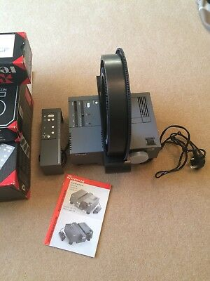 reflecta slide projector Diamator 1504AF