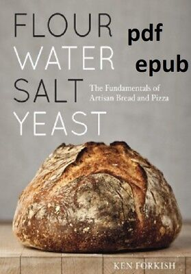 (PDF.EPUB) Flour Water Salt Yeast: The Fundamentals of Artisan Bread ... EB00K
